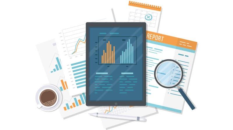 Competitive Data illustration