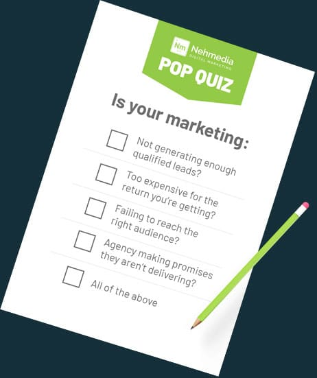 Marketing Pop Quiz